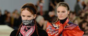 Only Marc by Marc Jacobs Could Make Pigtails Cool For Grown-Ups