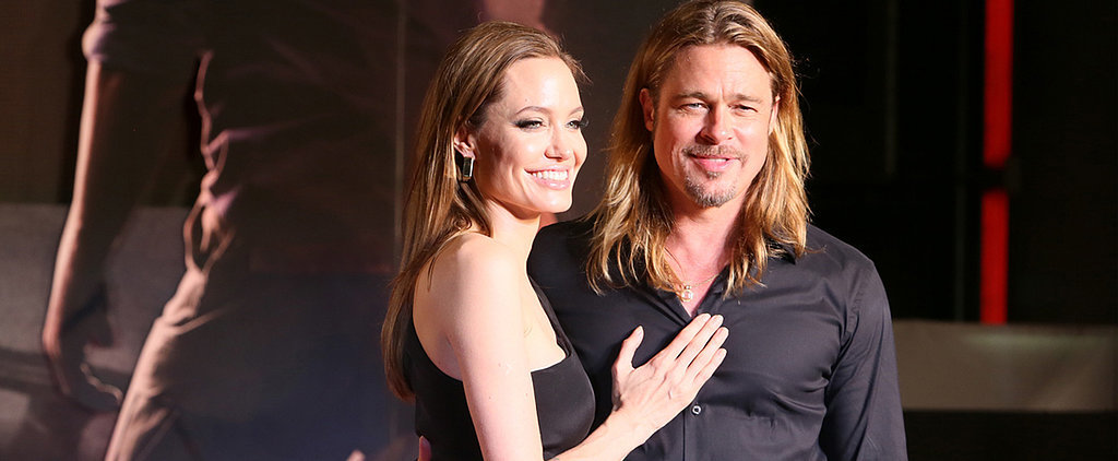 Brad and Angelina Secretly Wed! See Their Sexiest PDA Pics