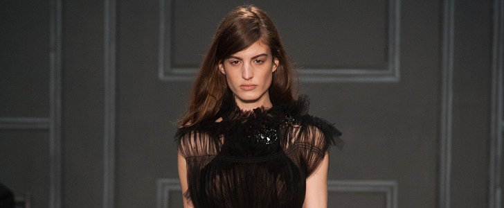 Vera Wang Gives Us the Chicest Goth Possible