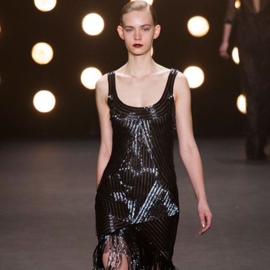 Naeem Khan's Hothouse Flower Gets Sparkly Next Autumn!