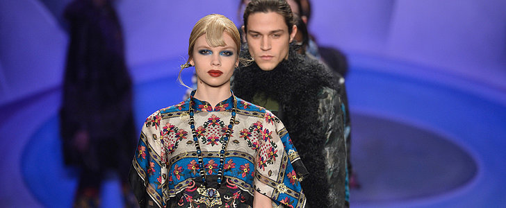 Think Boho Luxe Is an Oxymoron? Let Anna Sui Set You Straight