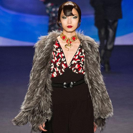 Anna Sui Fall 2014 New York Fashion Week