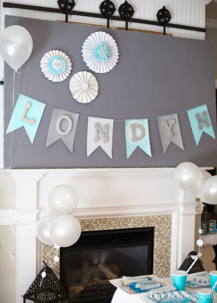 Birthday Name Banner