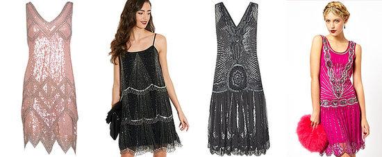 19 robes rétro pour une soirée à thème Great Gatsby !