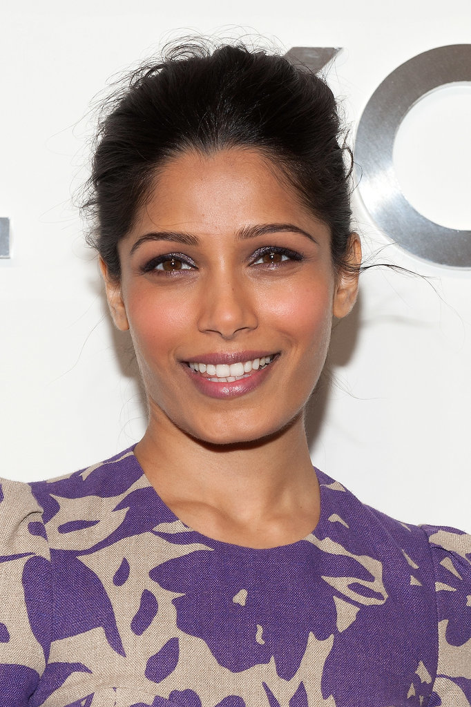 Freida Pinto at Michael Kors