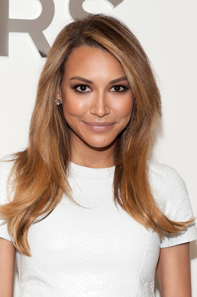 Naya Rivera at Michael Kors