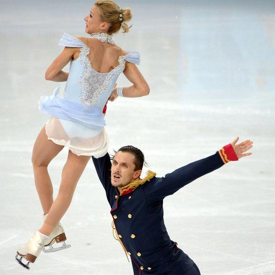 Russian Figure Skating Pair World Record
