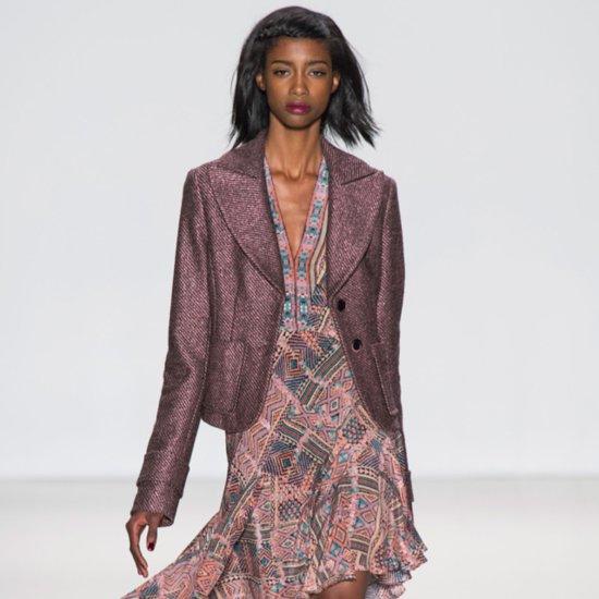 Nanette Lepore Fall 2014 Runway Show | NY Fashion Week