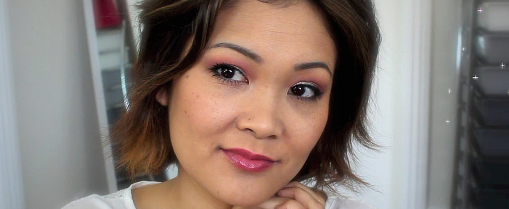 Yes, You Can Pull Off Pink Shadow (and Look Good Doing So)