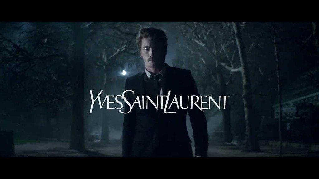 Garrett Hedlund For Yves Saint Laurent