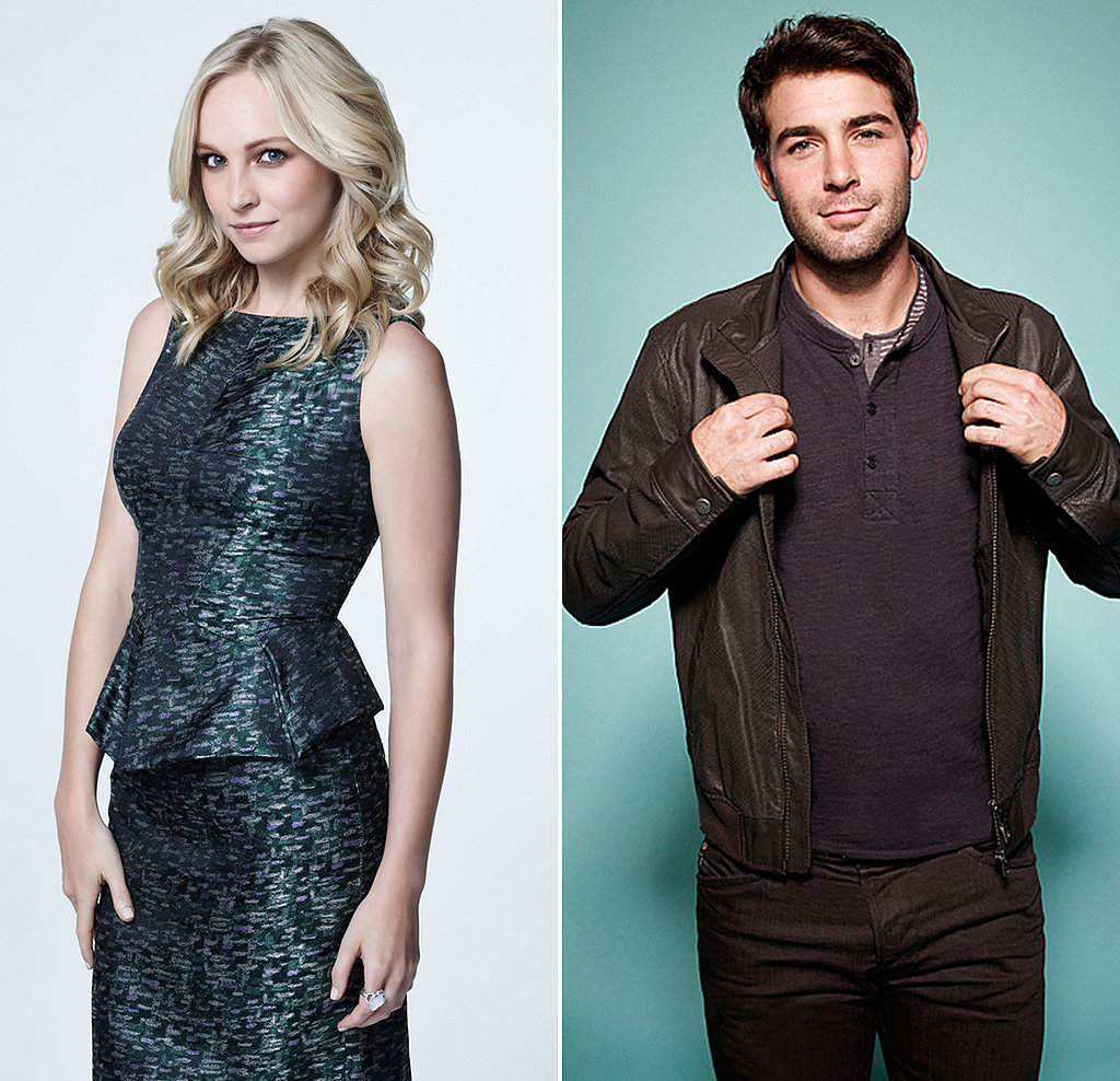 Caroline and Zach