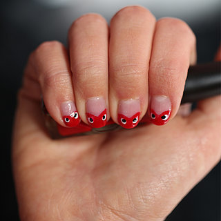 Heart Manicure Tutorial | Video