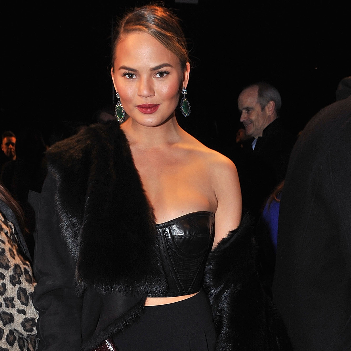 teigen single parents Chrissy teigen gets candid about motherhood and  made with those parents who are searching for natural diaper and wipe options in  every single time.