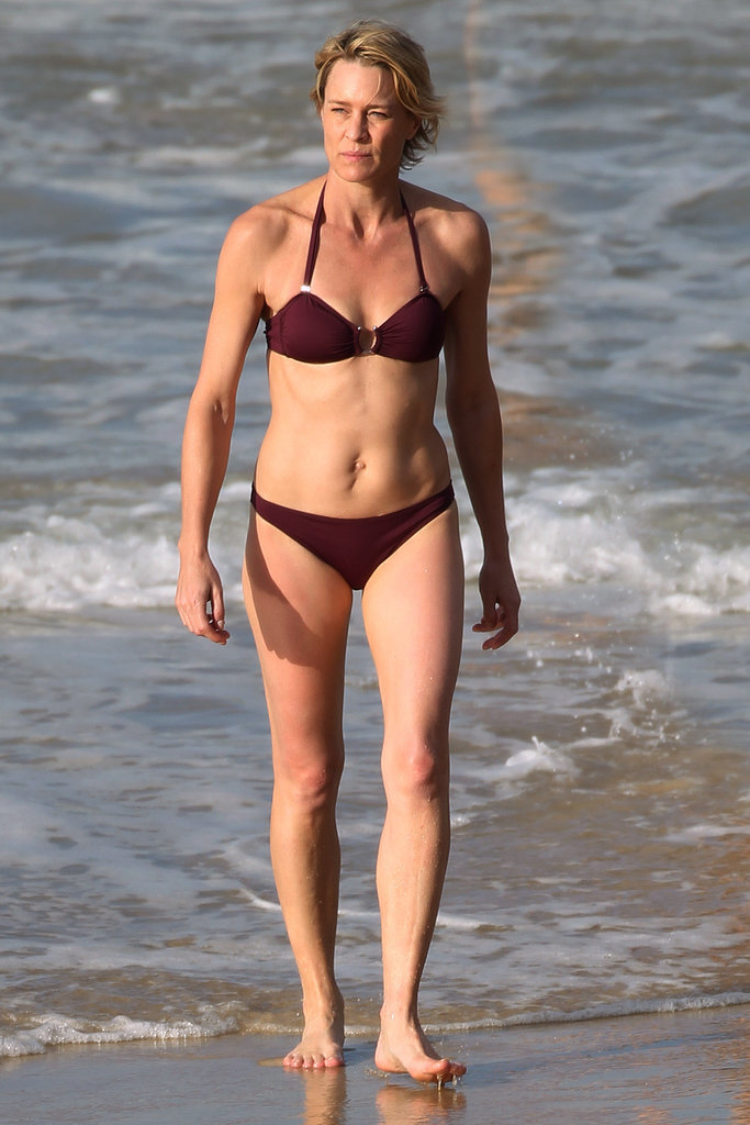 """On staying fit: """"Oh my God, Zumba is the greatest invention ever for women. I like to exercise, though I do nothing consistently because I get bored and impatient. With Zumba, you're dancing, you're moving your hips. So much fun."""" On Botox: """"You bet. Everybody f*cking does it. I suppose I can't say 'everybody' because I don't know for sure, but come on. . . . It's just the tiniest sprinkle of Botox twice a year. Perhaps it's not wise to put that in a magazine? But I ain't hiding anything."""""""