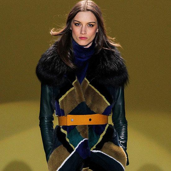 J Mendel Fall 2014 New York Fashion Week