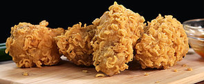 Ramen-Crusted Chicken Wings Sound Insane, Taste Amazing