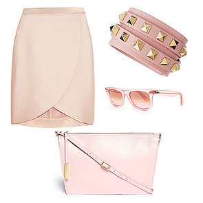 Pale Pink Colour Trend