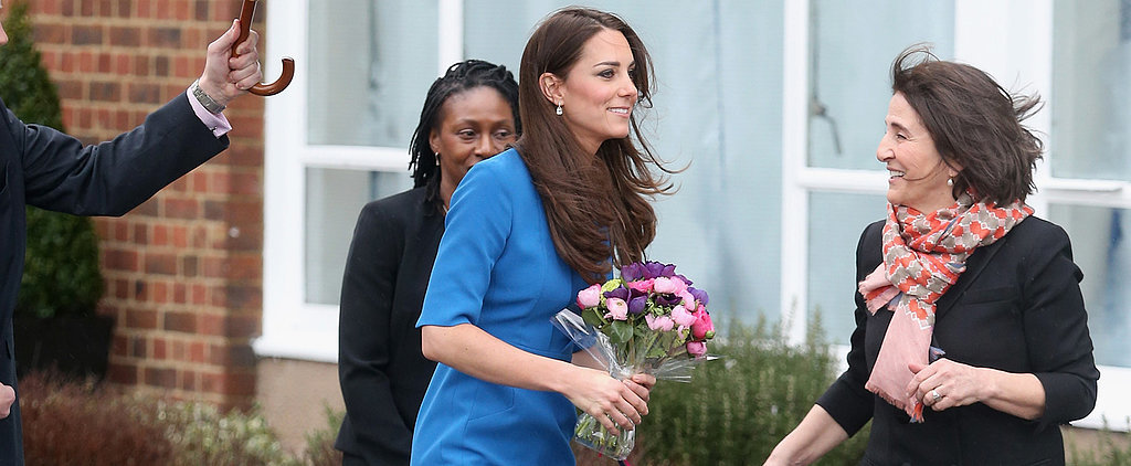 It's a Blue Valentine, From Kate Middleton to You!