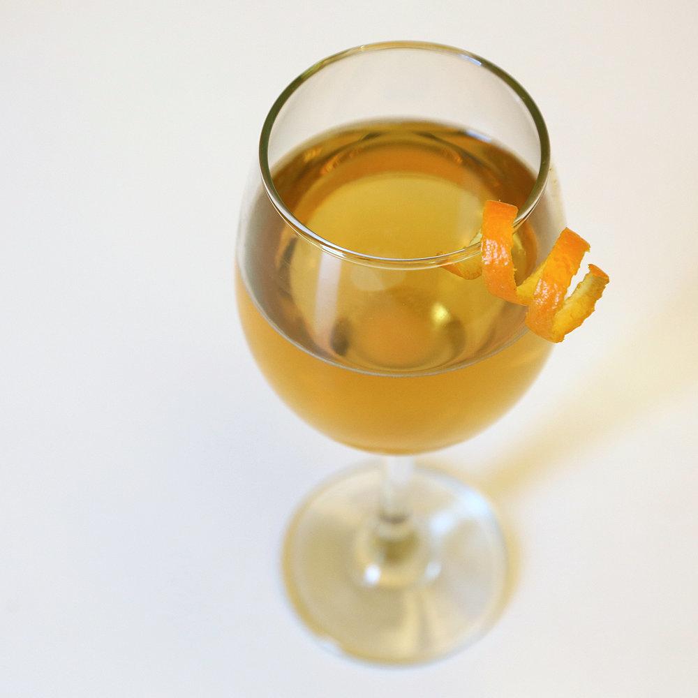 Sparkling Bourbon
