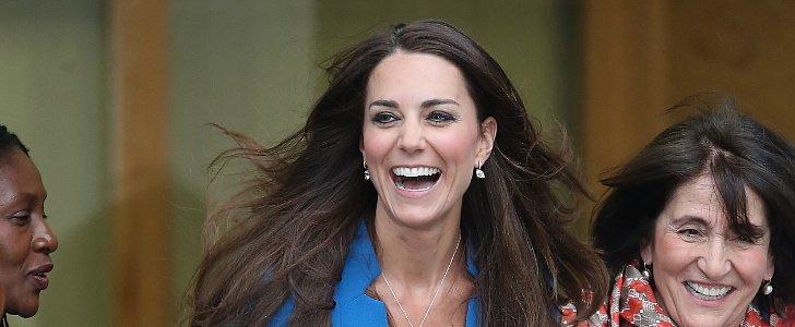 Even Kate Middleton Has Yoga-Pants Days — See the Exclusive Pics