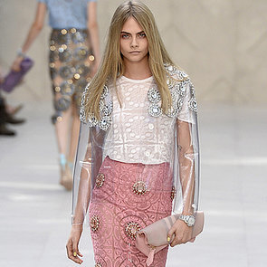 Burberry Prorsum Fall 2014 Runway Show Live Stream