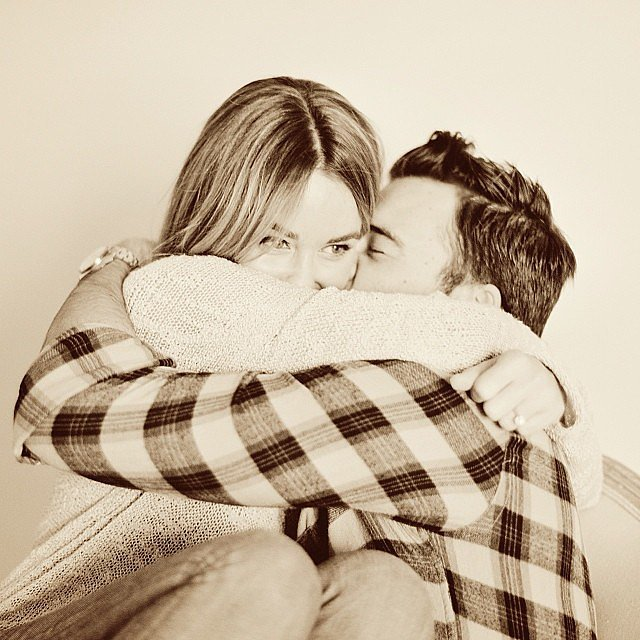 "Lauren Conrad celebrated her second anniversary with fiancé William Tell on Valentine's Day. ""I love you dearly,"" she wrote in the caption. Source: Instagram user laurenconrad"