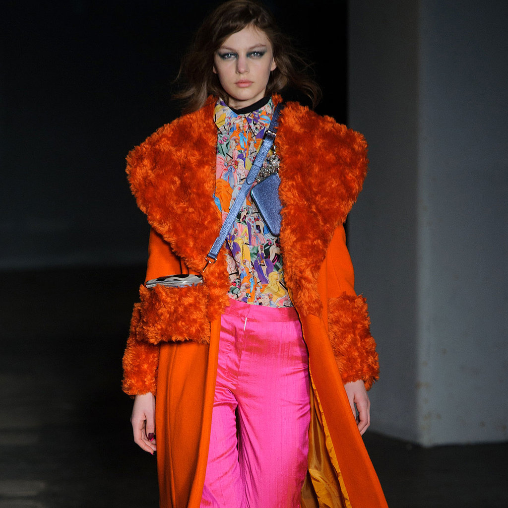 House of Holland Autumn/Winter 2014 at London Fashion Week