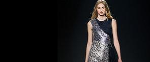 Mary Katrantzou's Vibrant Prints Go 3D at London Fashion Week