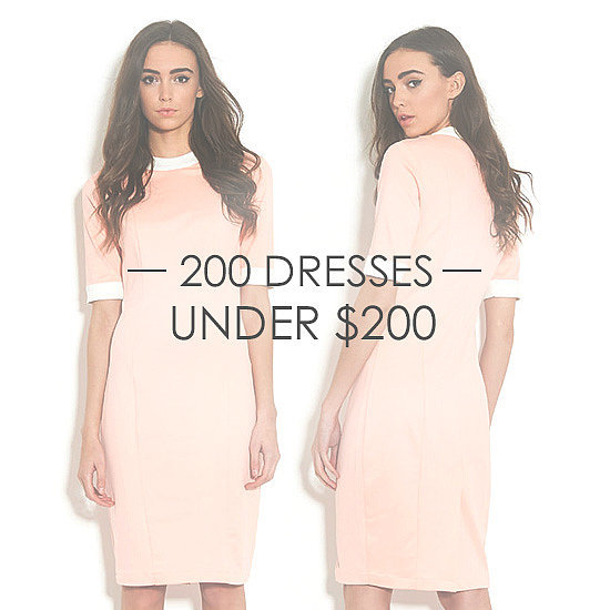 The best dresses under $200