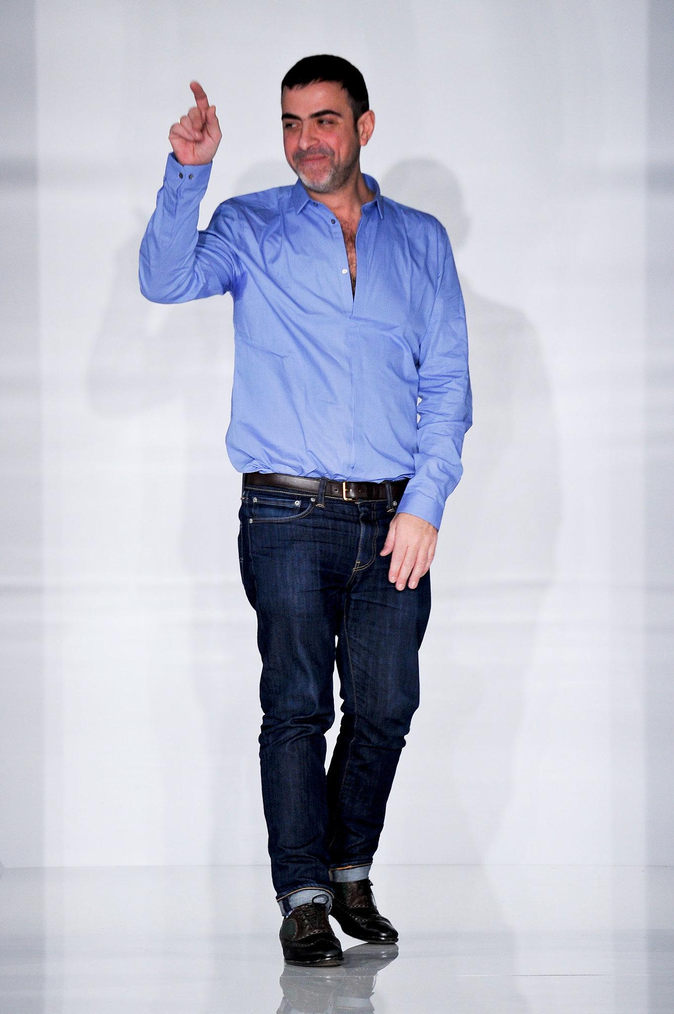 Antonio Berardi Fall 2014