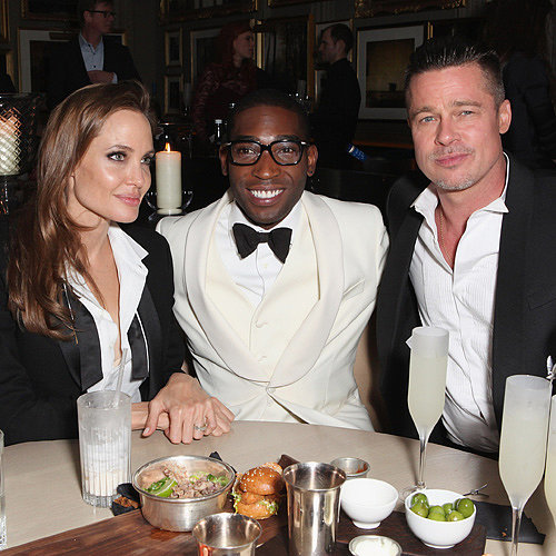 Celebrities at BAFTA Awards Afterparties in London 2014