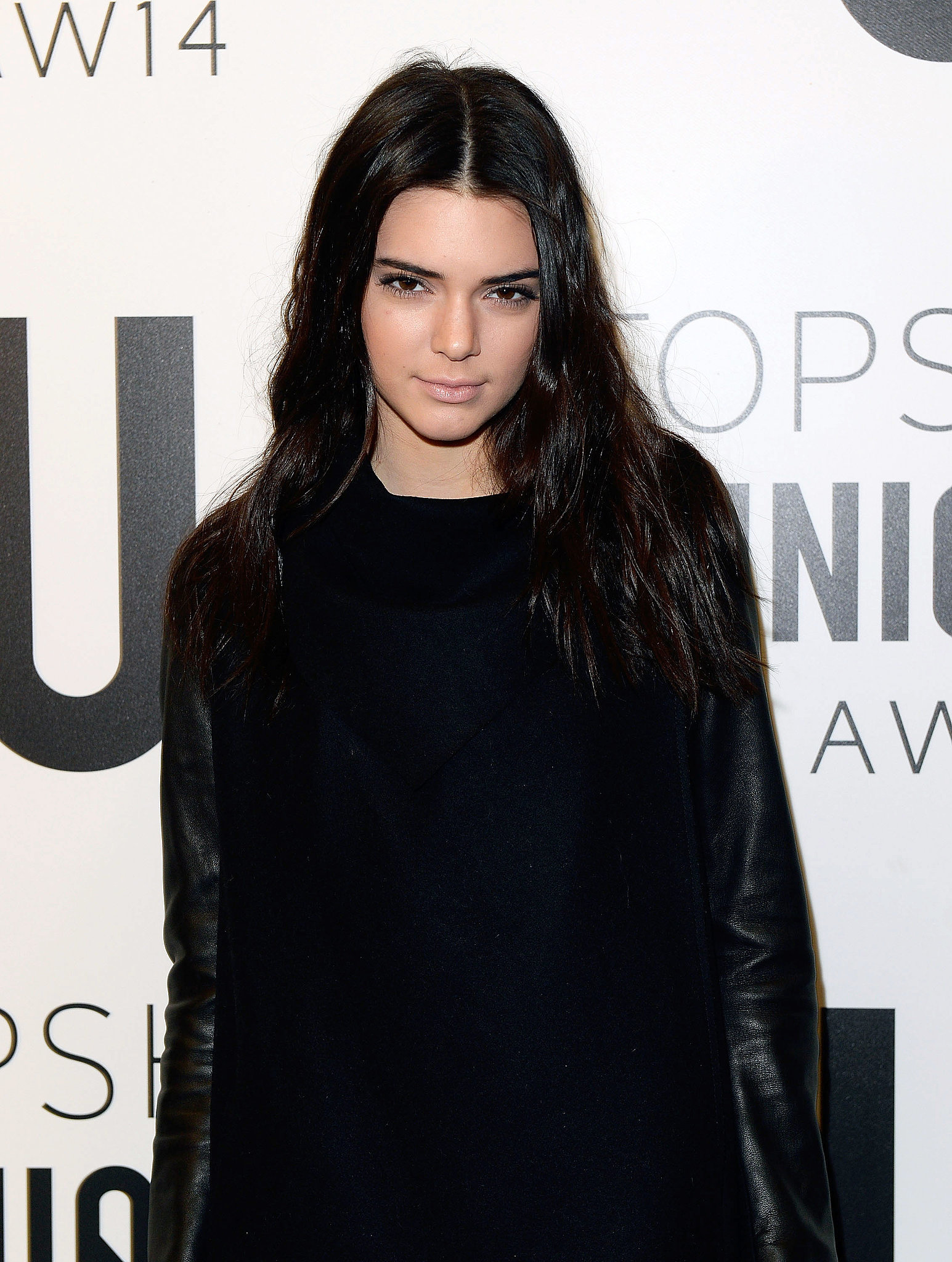 Kendall Jenner at Topshop Unique