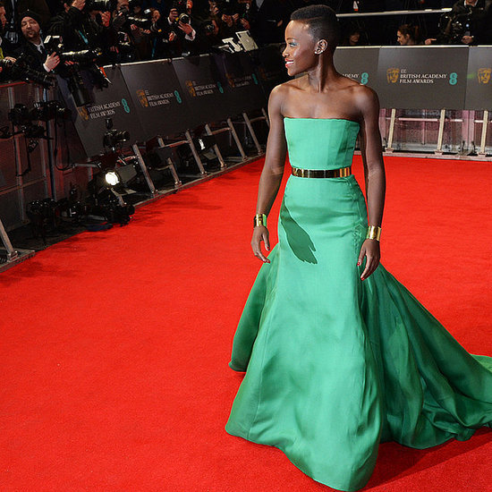 2014 BAFTA Awards Red Carpet Dresses Pictures