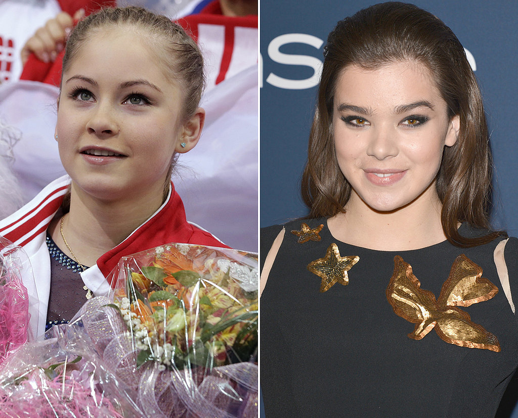 Julia Lipnitskaia Played by Hailee Steinfeld