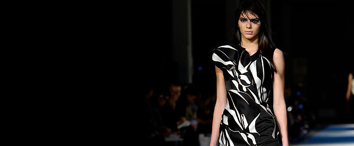 How Kendall Jenner Dominated London Fashion Week