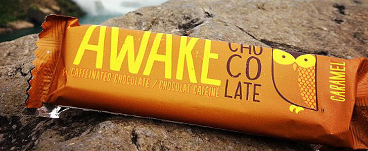 Get Your Caffeine Buzz With This Chocolate Bar