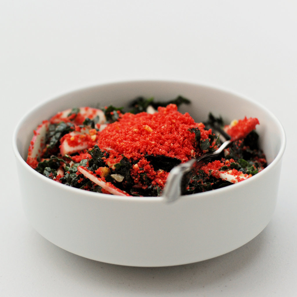 Flamin' Hot Cheetos Kale