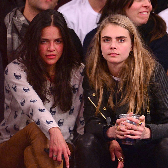 Cara Delevingne Dating Michelle Rodriguez