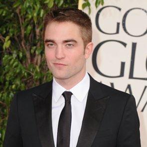 Robert Pattinson Debuts a Darker 'Do — Click to See the Pics!