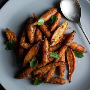 The Sexiest Carrots You'll Ever Make