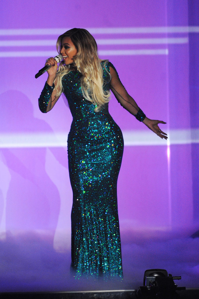 Beyoncé Made Her First Appearance Since 2004