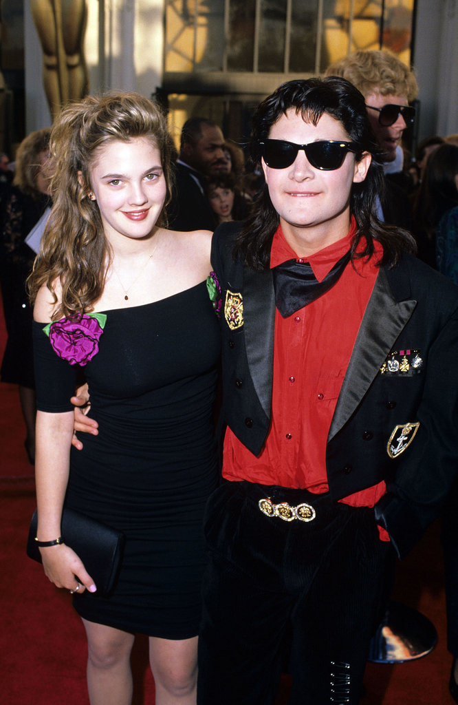 She Dated Corey Feldman