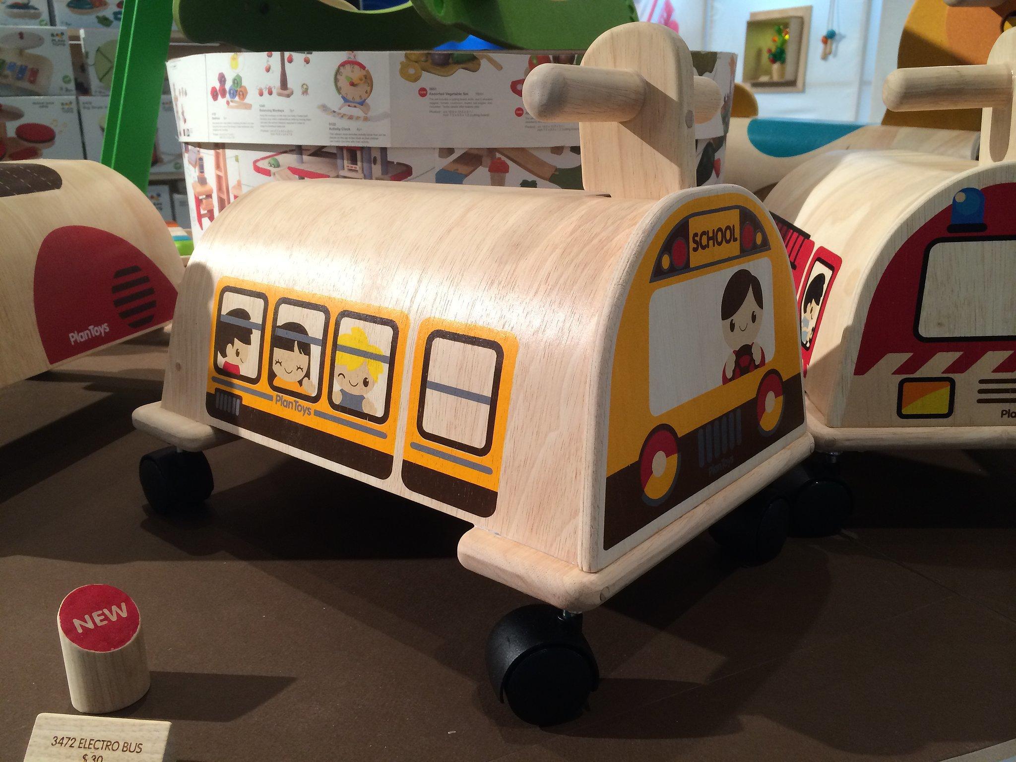 Plan Toys Electro Bus