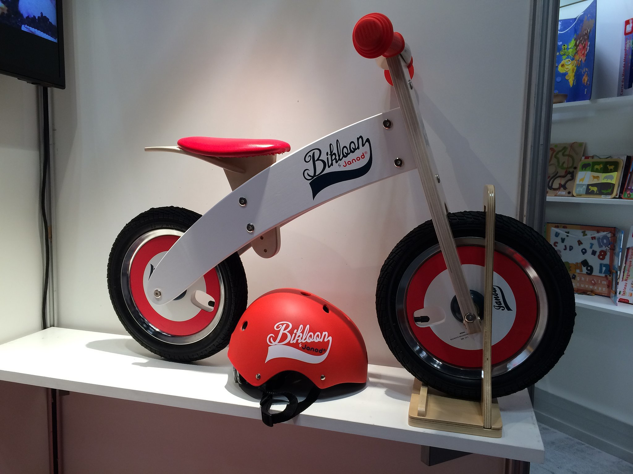 Janod Bikloon Balance Bike