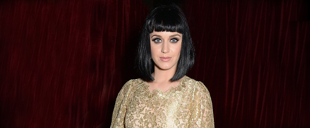 Did Katy Perry Just Strike Gold?