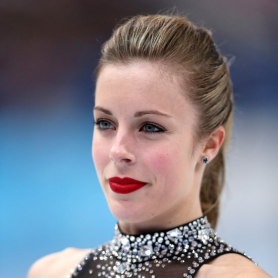 The Best Beauty Looks of The Sochi Olympic Figure Skaters