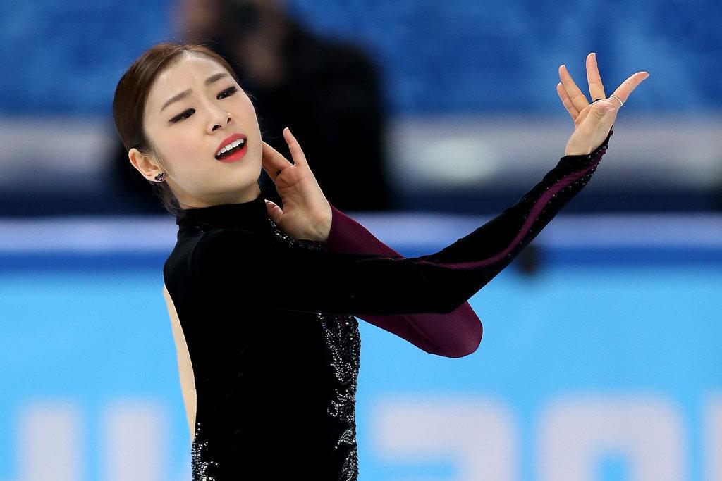 Yuna was also elegant and artistic.