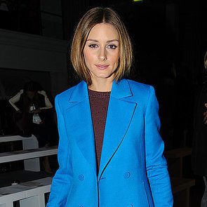 Celebrities Seen at London Fashion Week 2014 Autumn Winter
