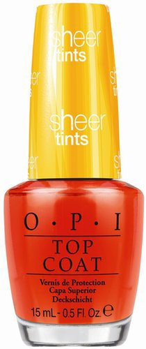 OPI I'm Never Amberrassed