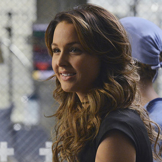 Grey's Anatomy Season 10 Interview With Camilla Luddington